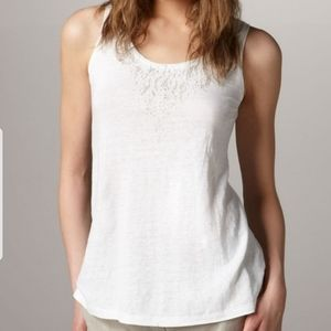 3 for $25-- Eileen Fisher Organic Linen Top